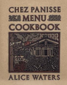 Paperback Chez Panisse Menu Cookbook Book