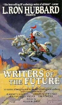L. Ron Hubbard Presents Writers of the Future Volume IV - Book #4 of the L. Ron Hubbard Presents Writers of the Future