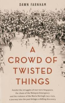 Paperback A Crowd of Twisted Things Book