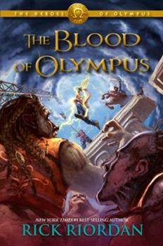 The Blood of Olympus 1423146786 Book Cover