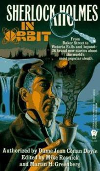 Sherlock Holmes in Orbit 1567311822 Book Cover