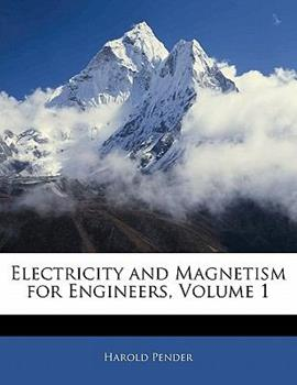 Paperback Electricity and Magnetism for Engineers Book