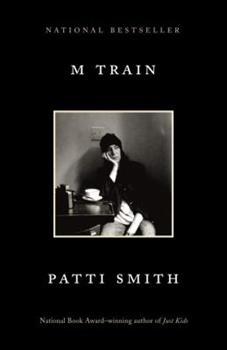 Paperback M Train Book