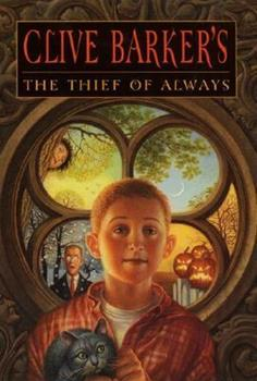 Paperback The Thief of Always Book