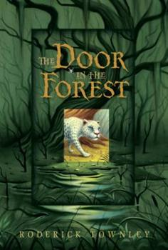 Paperback The Door in the Forest Book