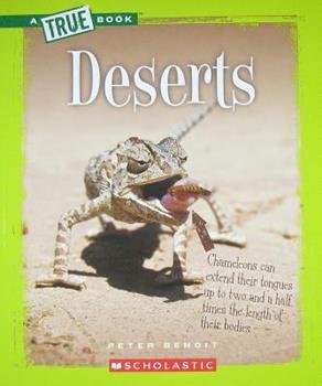 Paperback Deserts Book