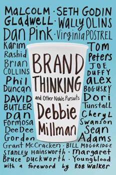 Paperback Brand Thinking and Other Noble Pursuits Book