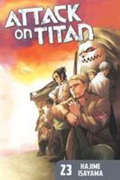 Paperback Attack on Titan 23 Book