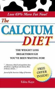 Hardcover The Calcium Diet Book