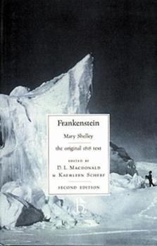 Paperback Frankenstein, second edition (Broadview Literary Texts) Book
