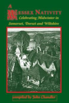 A Wessex Nativity 1906978220 Book Cover