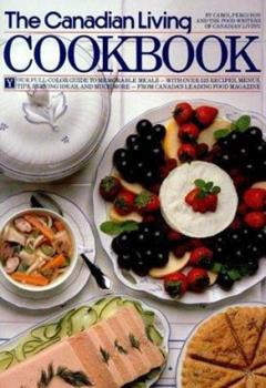 Canadian Living Cookbook 039422017X Book Cover