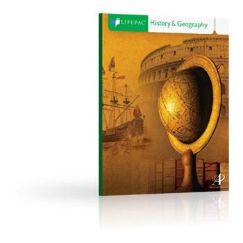 Paperback Lifepac History & Geography, Grade 6, Unit 6: Other South American Countries Book