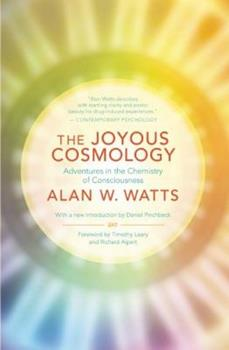 The Joyous Cosmology 1608682048 Book Cover
