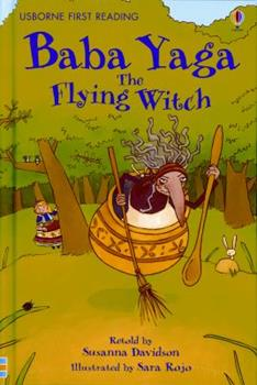 Baba Yaga: The Flying Witch - Book  of the 2.4 First Reading Level Four