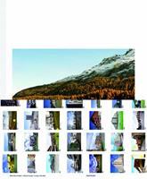 Paperback Wohn Raum Alpen / Abitare Le Alpi / Living in the Alps: Nachhaltiger Wohnbau in Den Bergen - Zeitgen?ssische Wohnformen Mit Perspektive [German] Book