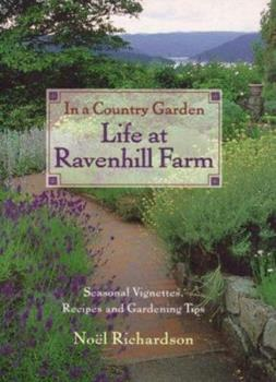 In a Country Garden: Life at Ravenhill Farm 1551103990 Book Cover