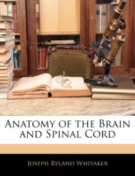 Paperback Anatomy of the Brain and Spinal Cord Book