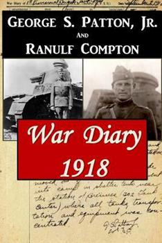 Paperback War Diary 1918 Book