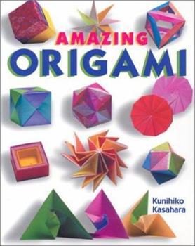 Paperback Amazing Origami Book