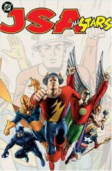 JSA: All Stars - Book  of the Complete Justice Society