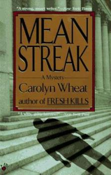 Mean Streak (Cass Jameson Legal Mysteries) 0425153177 Book Cover