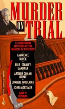 Mass Market Paperback Murder on Trial Book