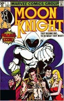 Essential Moon Knight, Volume 1 - Book  of the Essential Marvel