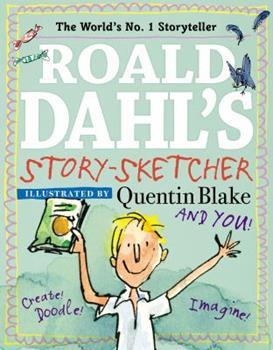 UC Roald Dahl's Doodle Book