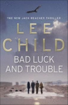 Paperback Bad Luck And Trouble Book