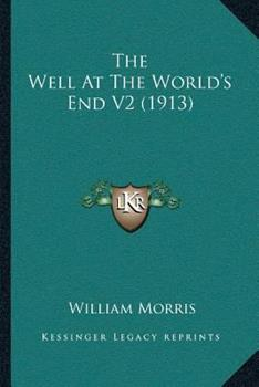 Paperback The Well at the World's End V2 Book