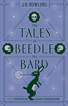 Hardcover The Tales of Beedle the Bard Book