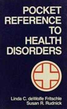 Paperback Pocket Reference to Health Disorders Book