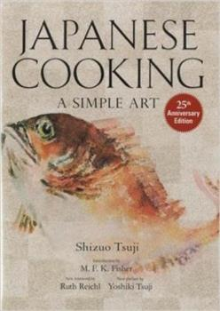 Hardcover Japanese Cooking : A Simple Art Book