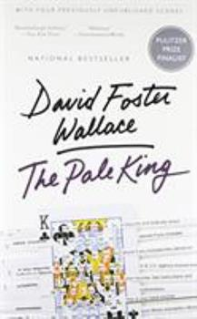 The Pale King 0316074233 Book Cover