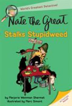 Nate the Great Stalks Stupidweed 0698206266 Book Cover