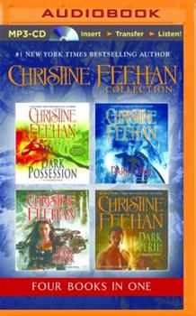 Christine Feehan Collection: Dark Possession/Dark Curse/Dark Slayer/Dark Peril