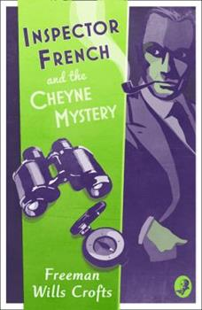 Inspector French and the Cheyne Mystery 0140009175 Book Cover