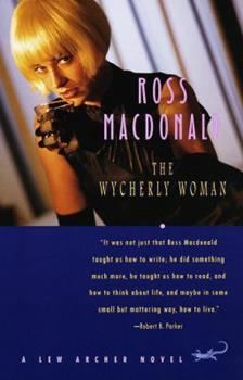 The Wycherly Woman (Vintage Crime/Black Lizard) 0553238558 Book Cover