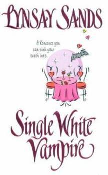 Paperback Single White Vampire (Argeneau Vampires, Book 3) Book