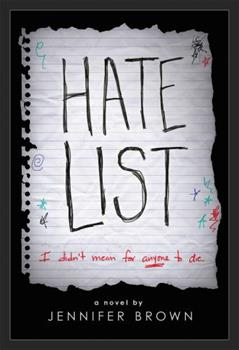 Hate List 0316556785 Book Cover