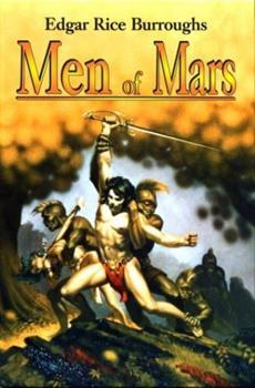 Men of Mars - Book  of the Barsoom