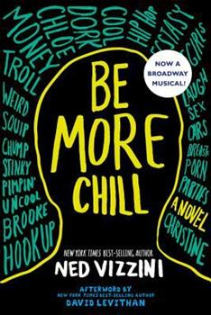 Be More Chill 136805241X Book Cover