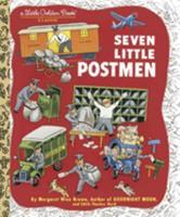 Seven Little Postmen (Little Golden Book) 0307960374 Book Cover