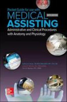 Pocket Guide for Medical Assisting: Administrative and Clinical Procedures 007752585X Book Cover