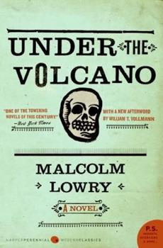 Under the Volcano 0060955228 Book Cover
