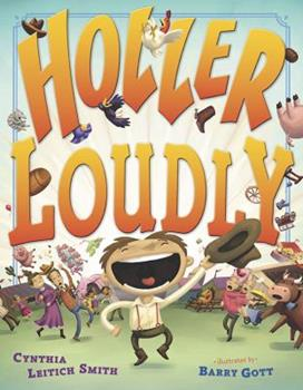 Holler Loudly 0525422560 Book Cover