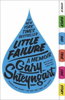 Little Failure 0679643753 Book Cover