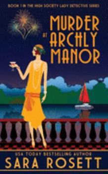 Murder at Archly Manor 0998843164 Book Cover