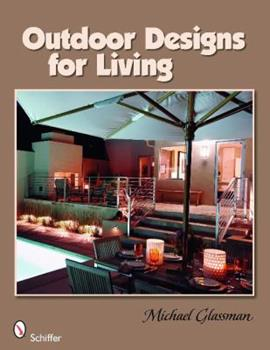 Paperback Outdoor Designs for Living Book
